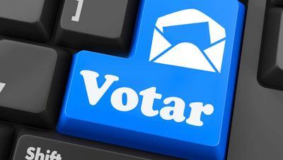 ¿Por qué no se puede votar online en España?