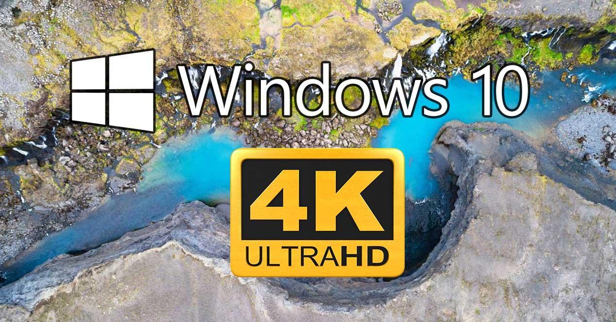 windows 10 fondo pantalla 4k