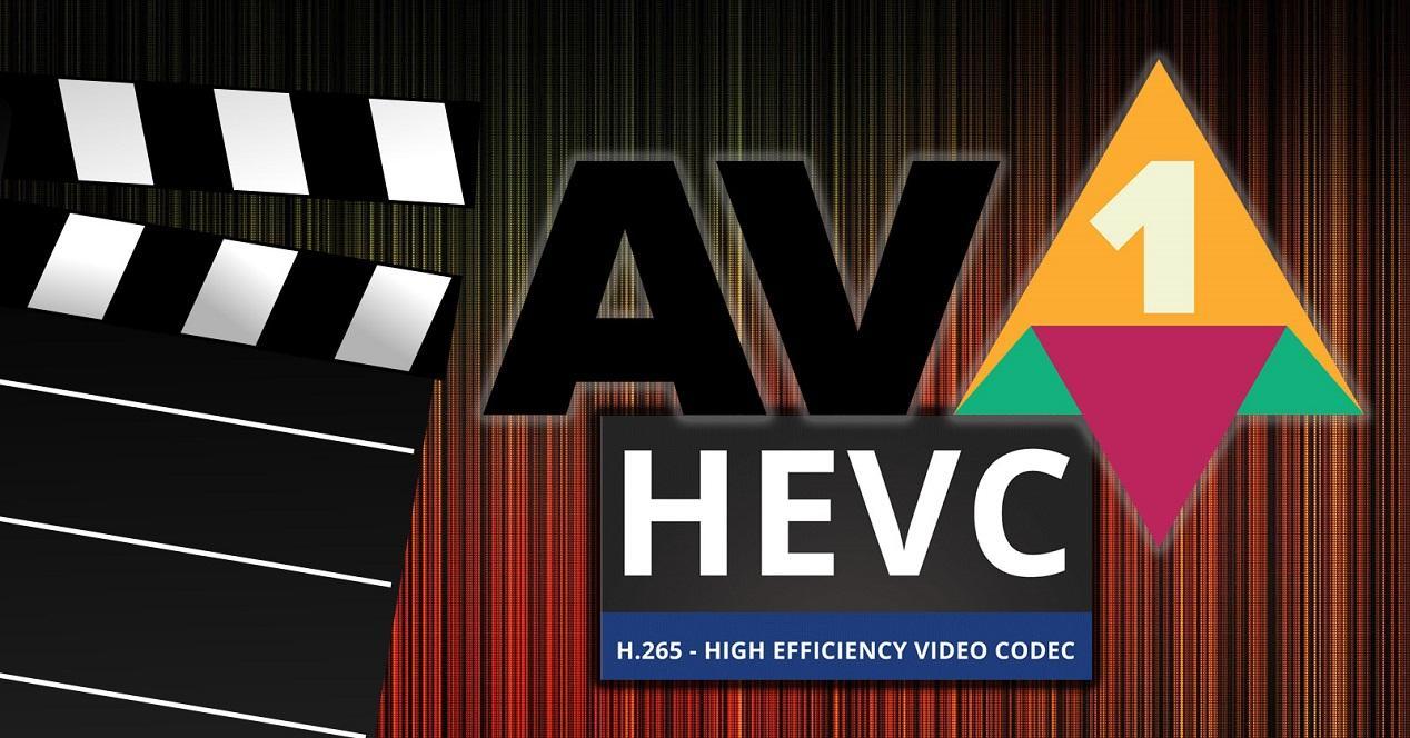 Ver noticia 'Ver ¿Cuál es el mejor códec de vídeo? Comparativa entre AV1 vs HEVC'