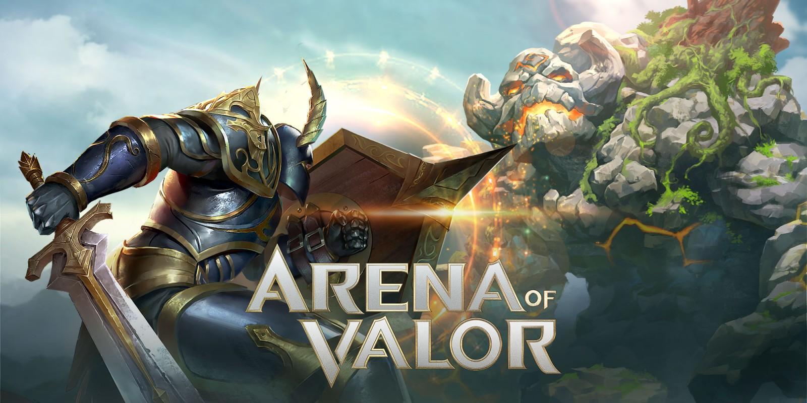 Arena of Valor - Mejores juegos gratis para Nintendo Switch