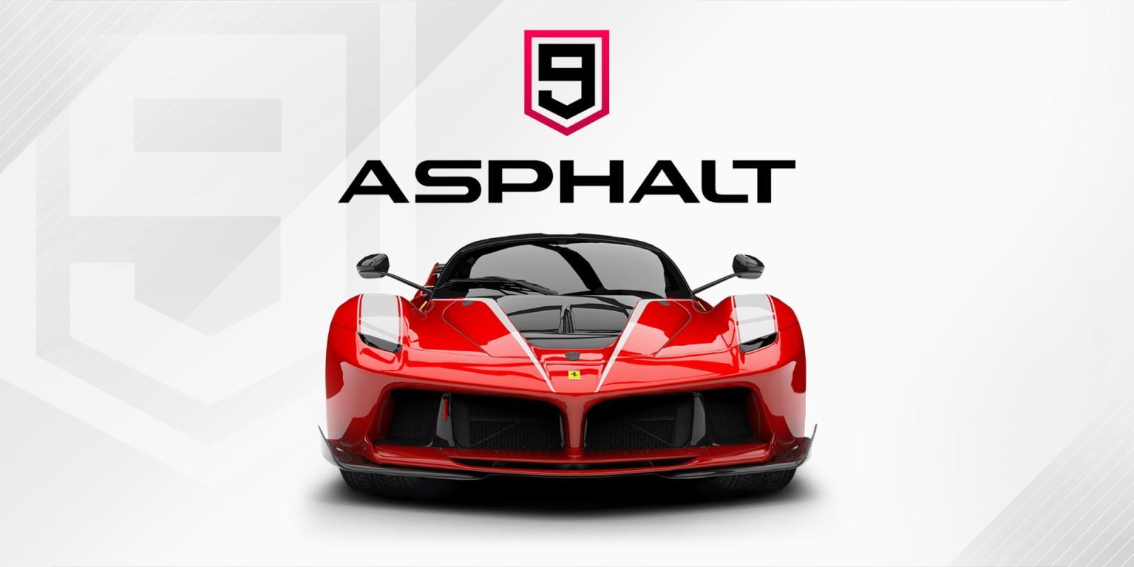 Asphalt - juegos gratis para Nintendo Switch