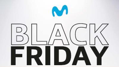 Consigue móviles con grandes descuentos durante el Black Friday de Movistar
