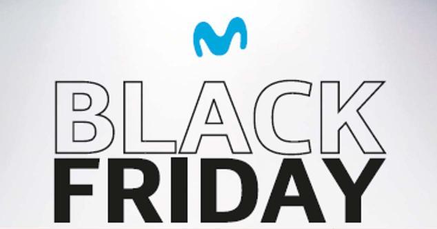 Ver noticia 'Consigue móviles con grandes descuentos durante el Black Friday de Movistar'