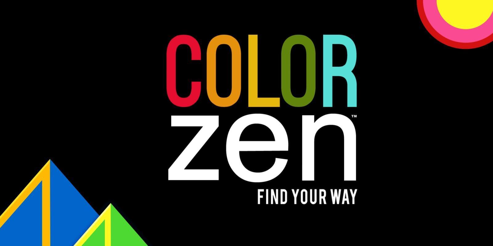 Color Zen - Mejores juegos gratis para Nintendo Switch