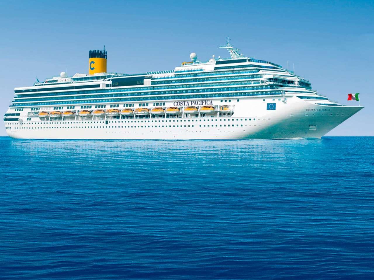 Costa Cruceros - WiFi en cruceros