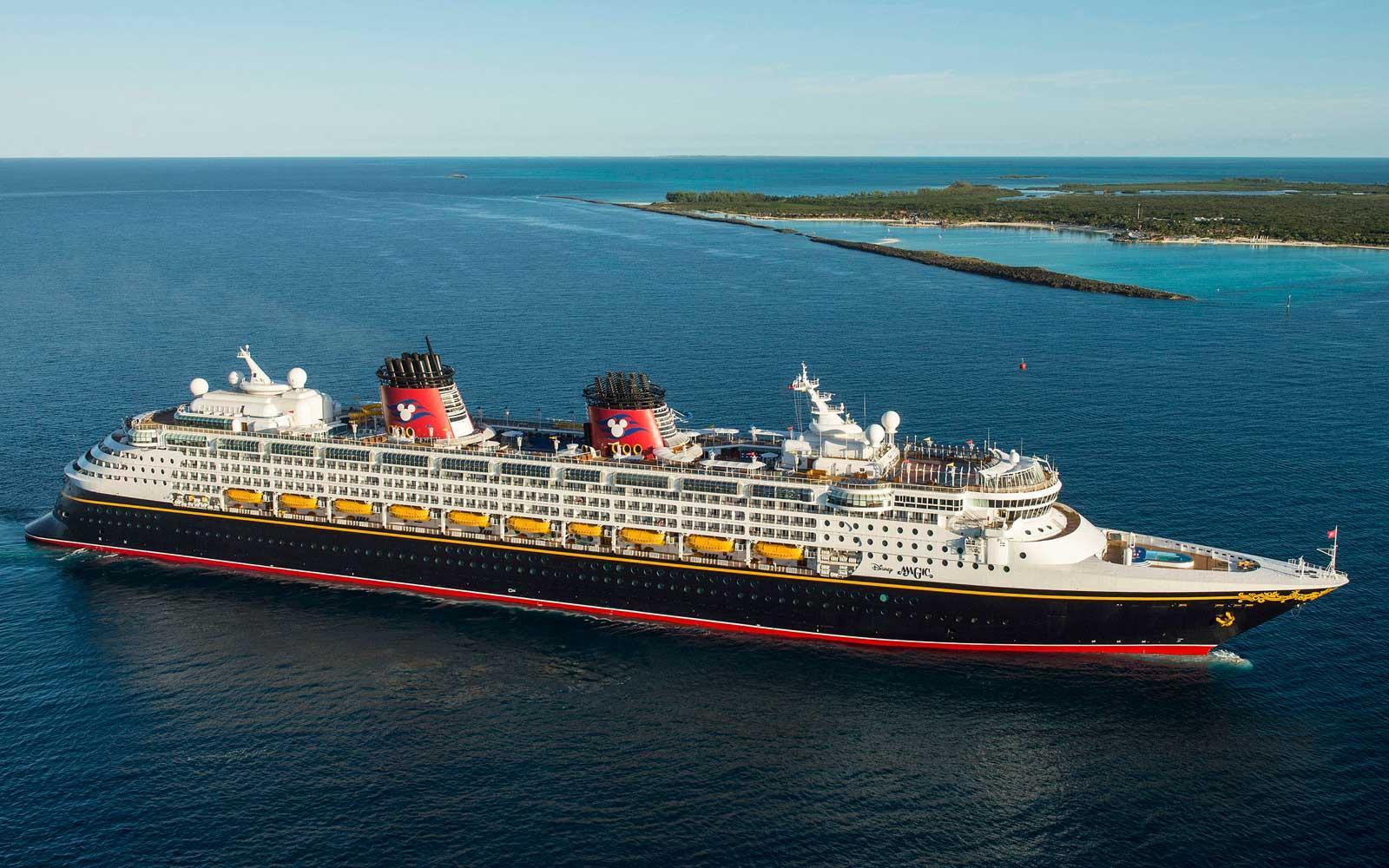 Disney Cruises Line - WiFi en cruceros