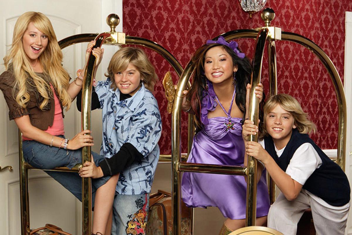 Disney Plus - Zak y Cody