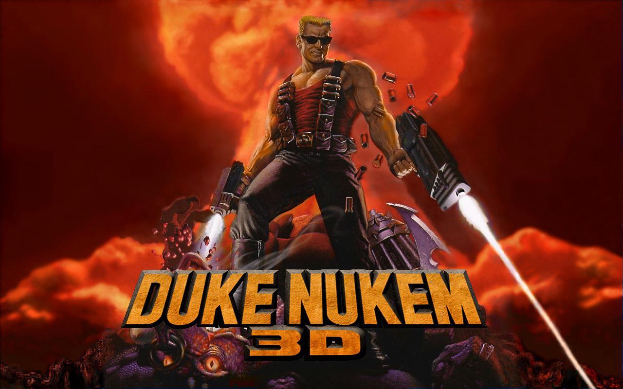 Duke Nukem3D - Mejores juegos MSDOS