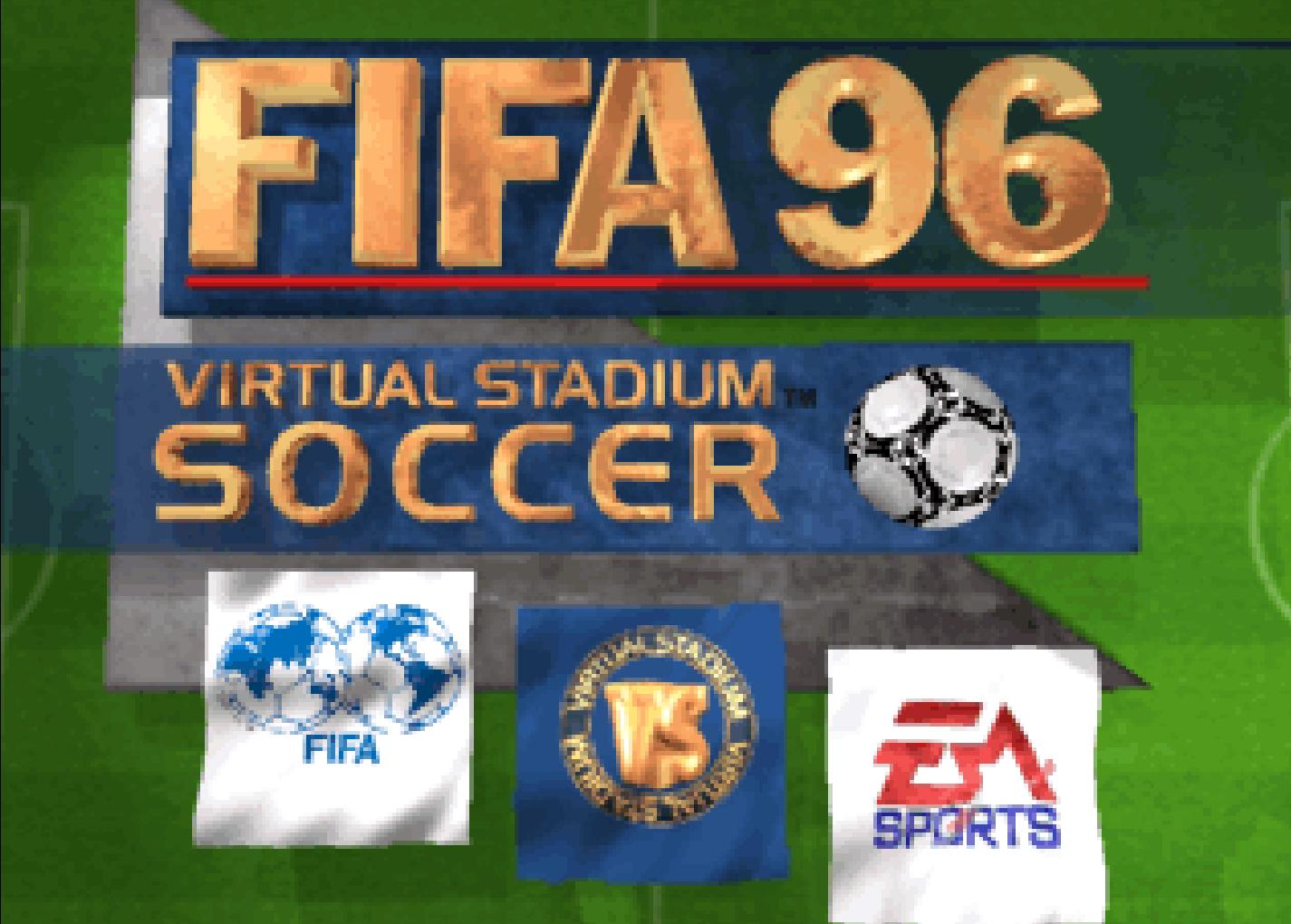 FIFA 96 - Juegos gratis MS-DOS