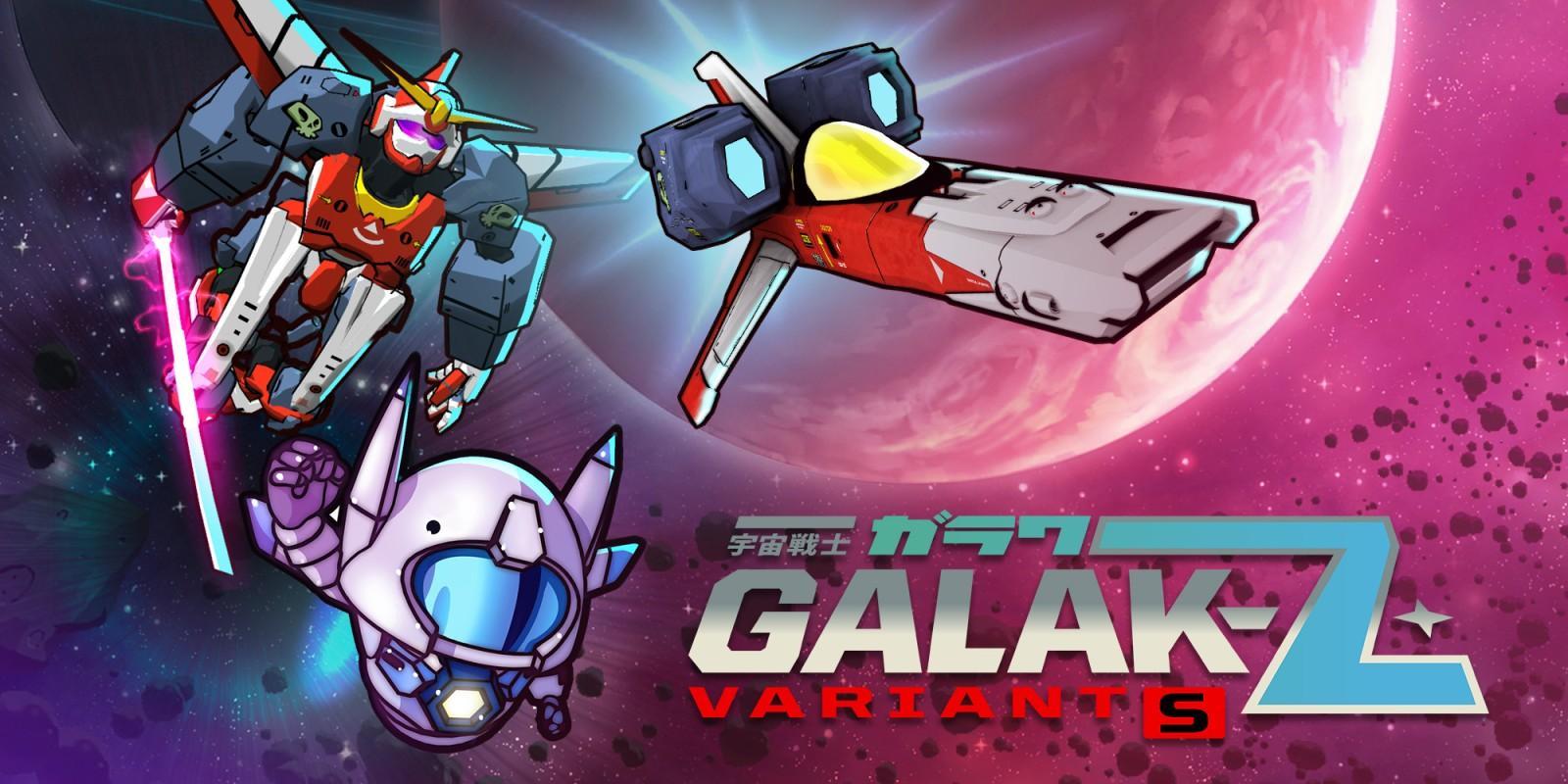 GALAK-Z - Mejores juegos gratis para Nintendo Switch