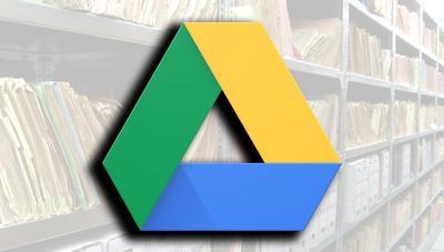 Cómo comprar espacio en Google Drive
