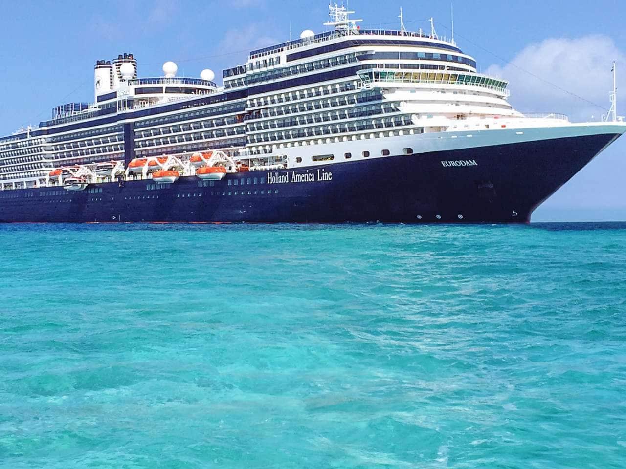Holland America - WiFi en cruceros