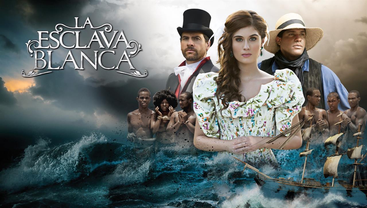 La esclava blanca - Mejores telenovelas en netflix