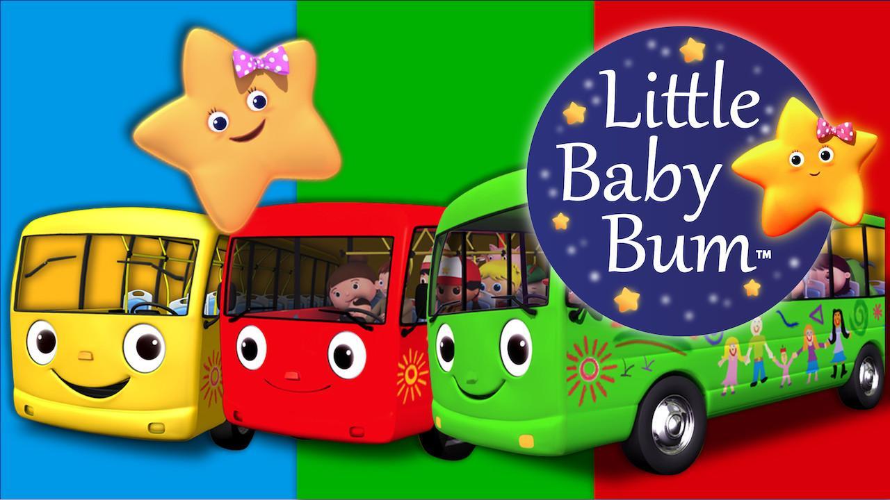 Little Baby Bum - Series infantiles para aprender ingles