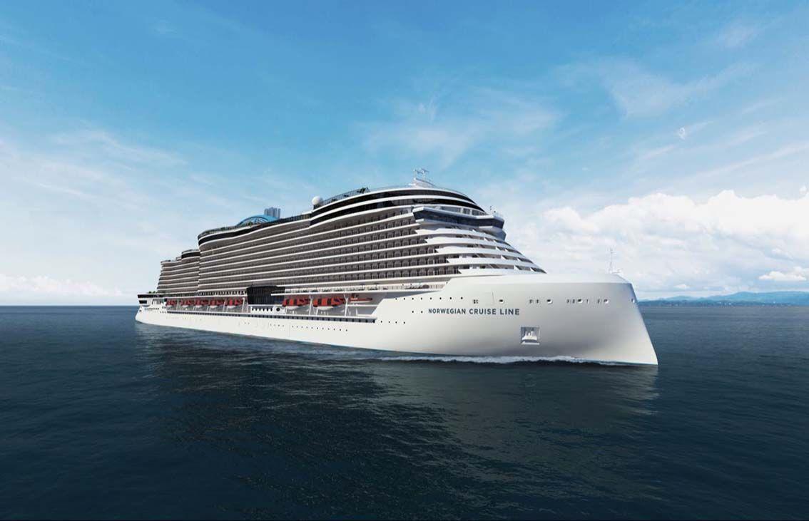 Norwegian Cruise Line - WiFi en cruceros