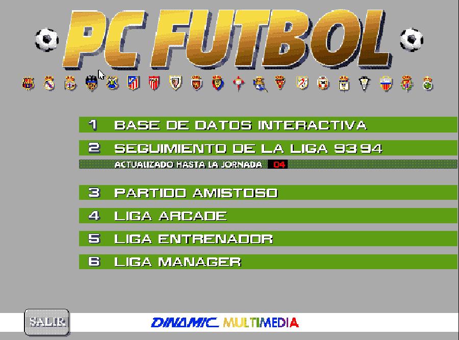 PC Futbol