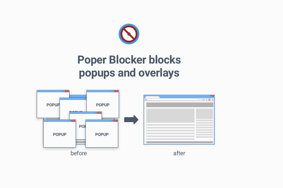 Poper Block