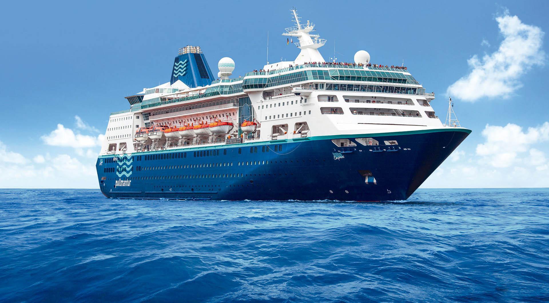 Pullmantur - WiFi en cruceros