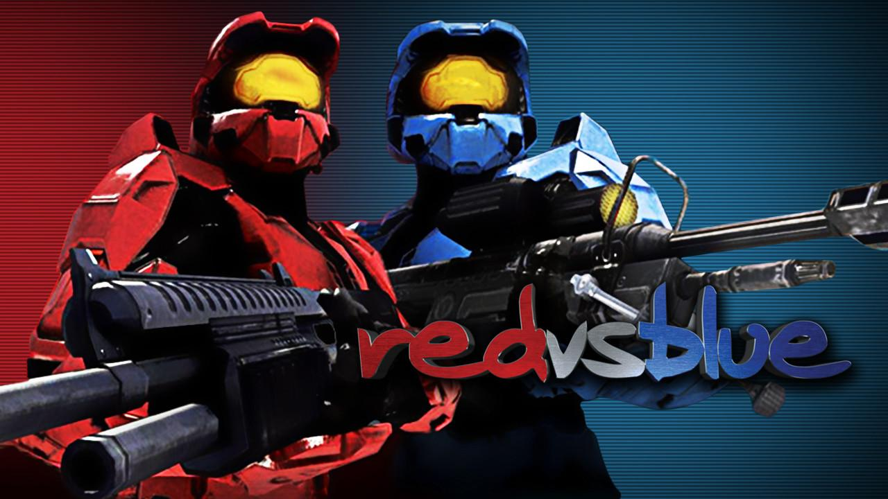 Red vs Blue