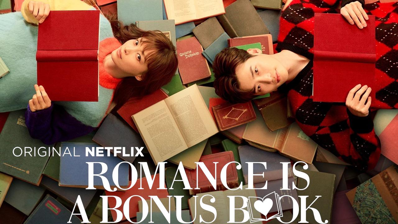 Romance is a bonus book - Mejores series coreanas