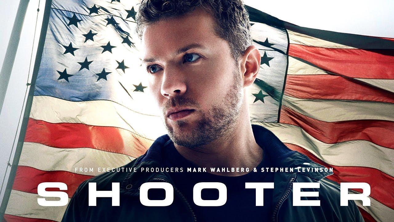 Shooter - Mejores series espias