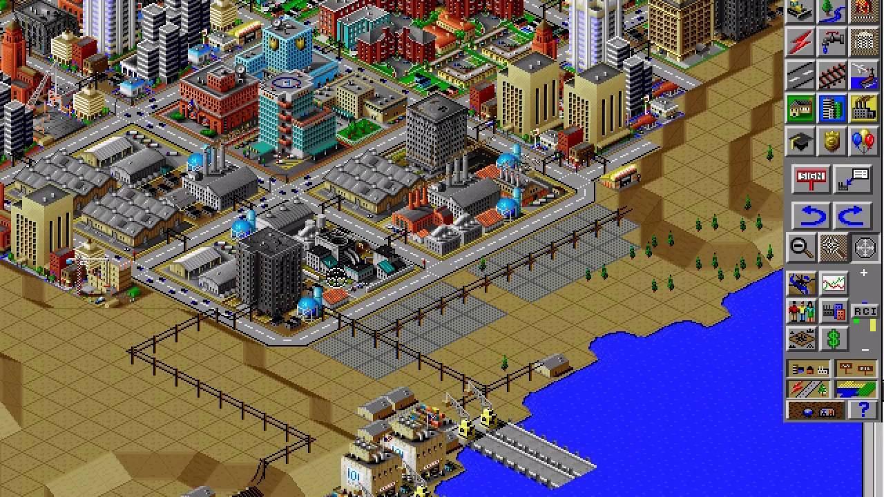 Simcity 2000 - Juegos gratis MSDOS