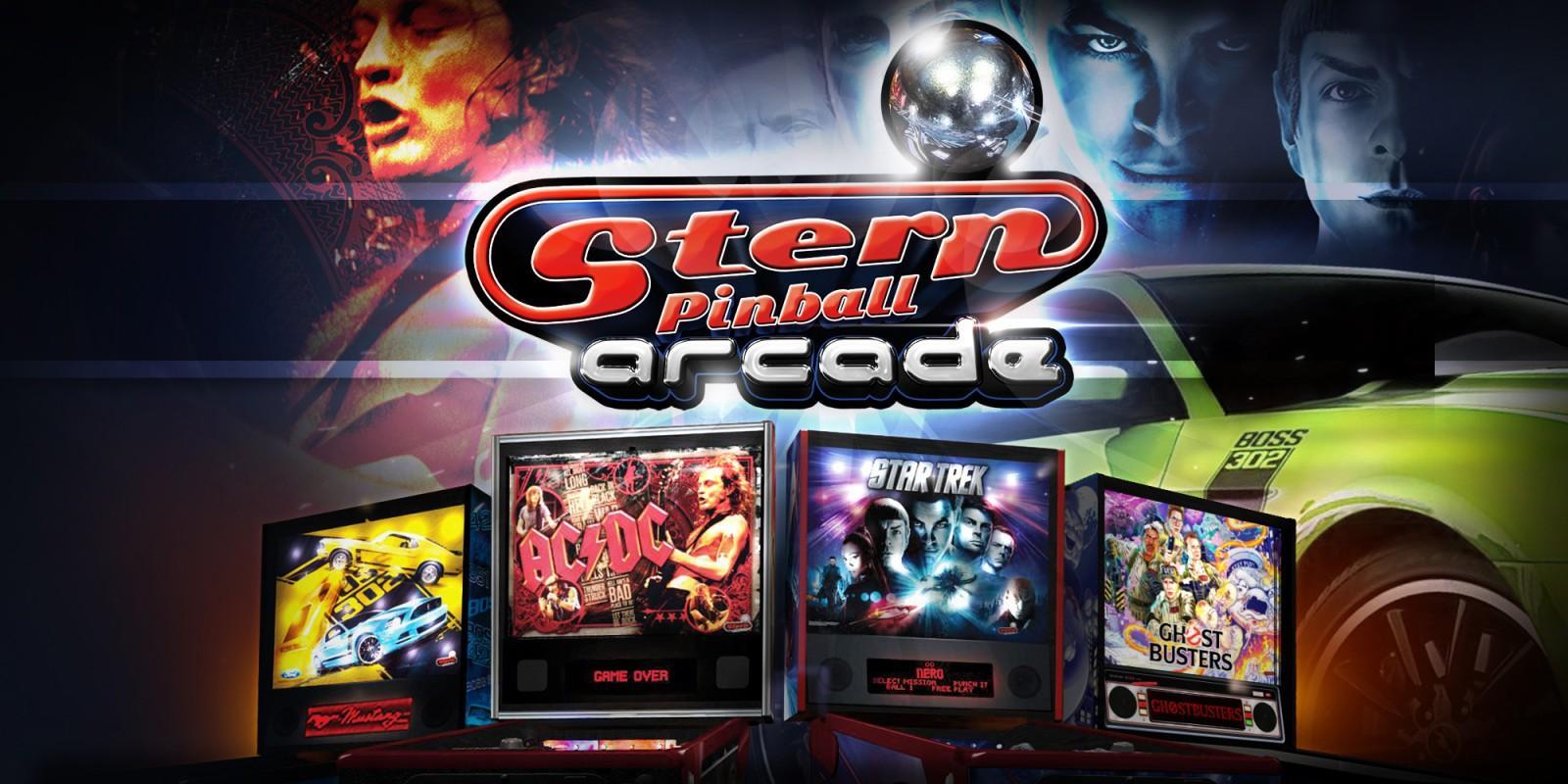 Stern Pinball arcade - juegos gratis para Nintendo Switch