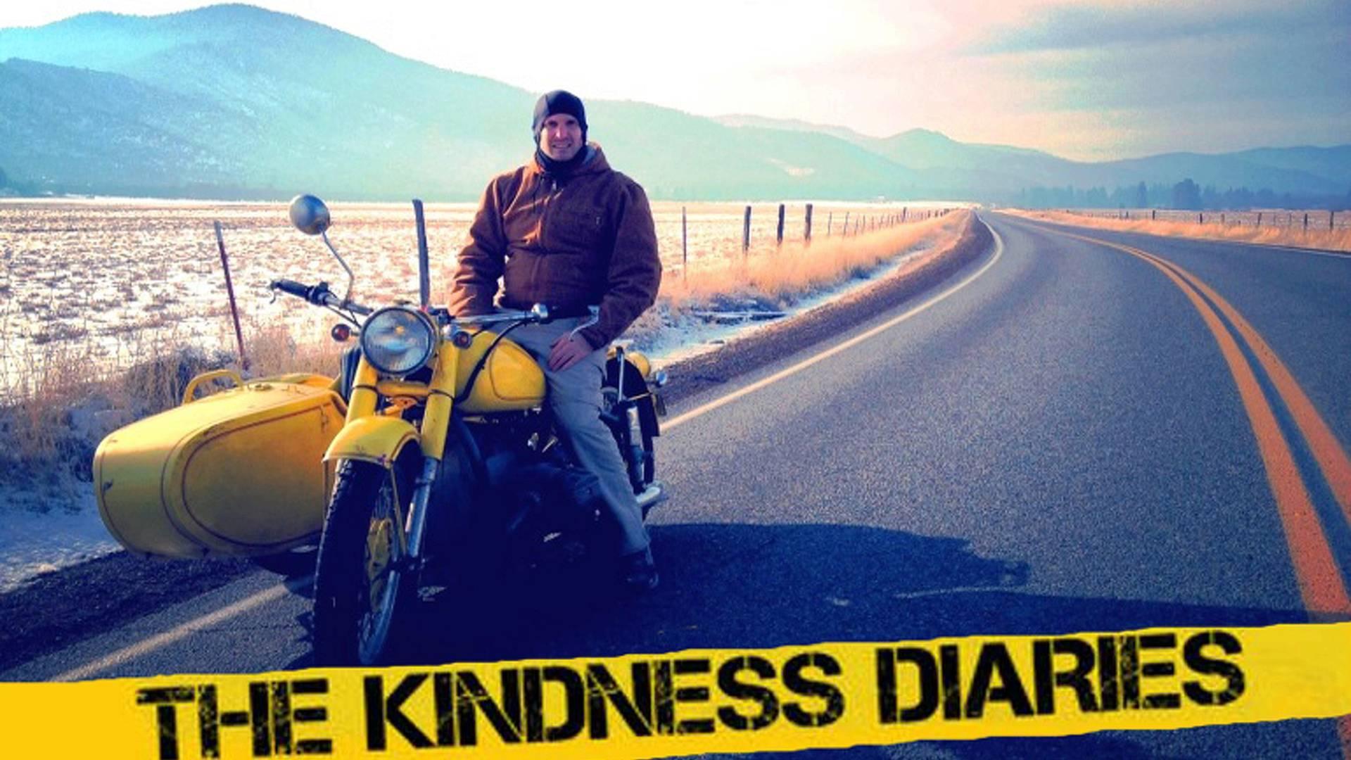 The Kindness Diaries - Mejores series de viaje