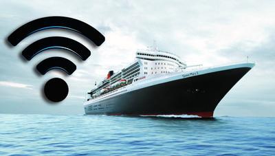 Internet en barco: Todo lo que debes saber sobre el WiFi en cruceros