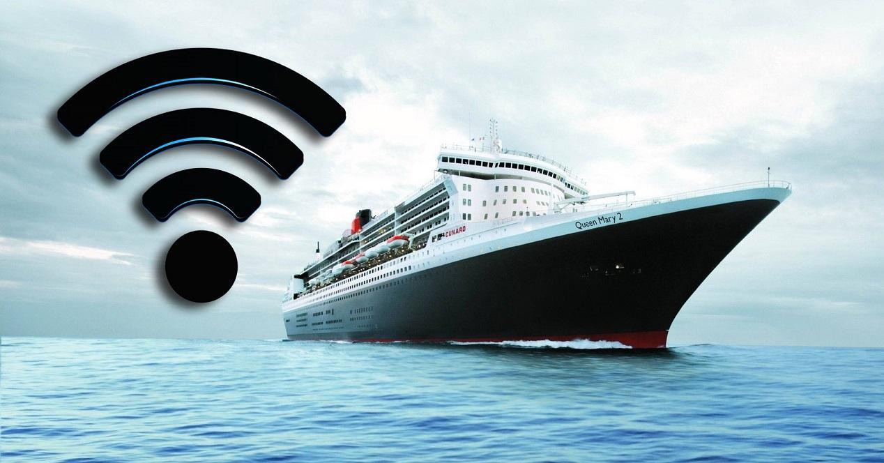 Ver noticia 'Ver Internet en barco: Todo lo que debes saber sobre el WiFi en cruceros'