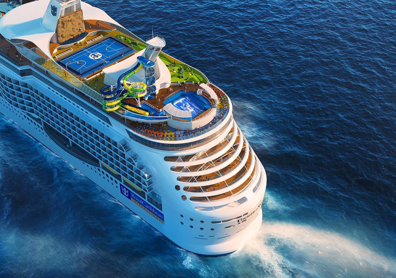 WiFi en cruceros