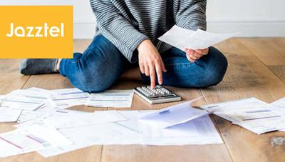 Cómo descargar tus facturas de Jazztel