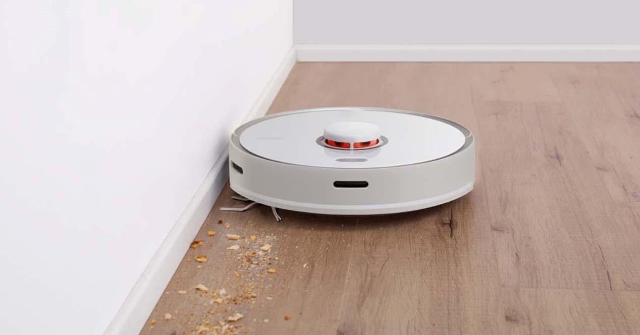 mejores robots aspiradores: roborock