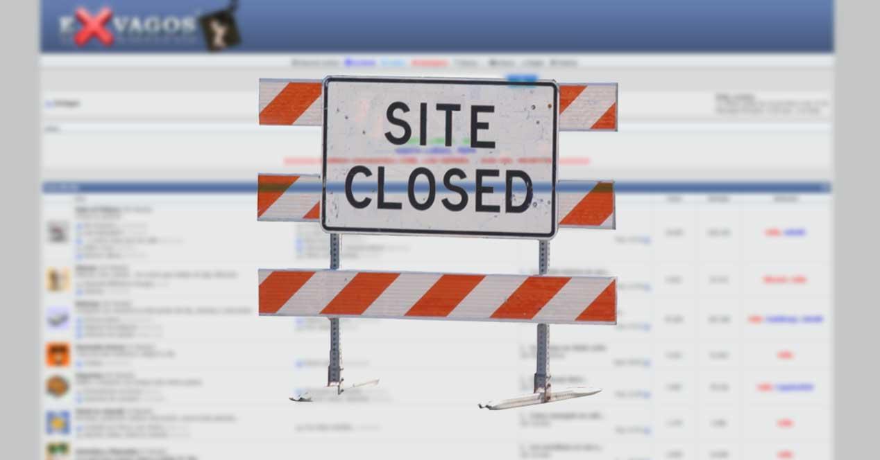 exvagos cierre web