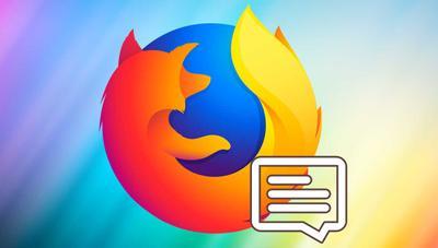 Adiós a las notificaciones al visitar una web: Firefox será el primero en ocultarlas por defecto