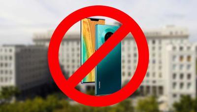 Defensa no se fía de Huawei: prohíbe el uso de sus móviles a sus miembros