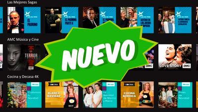 Movistar+ tendrá contenido bajo demanda de Hollywood, AMC, Decasa 4K y Cocina 4K
