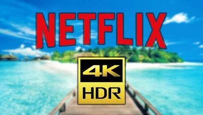 No sólo 4K: todas las películas y series de Netflix tendrán que ser HDR