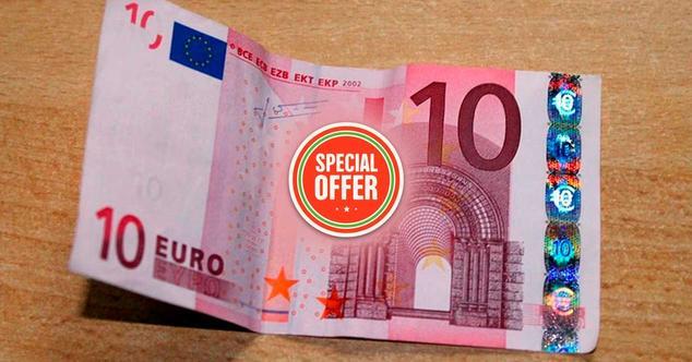 oferta 10 euros