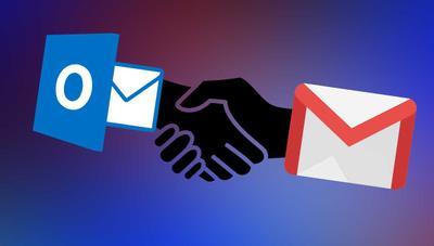 Ya puedes tener tu correo Gmail de forma sencilla en tu cuenta Outlook o Hotmail