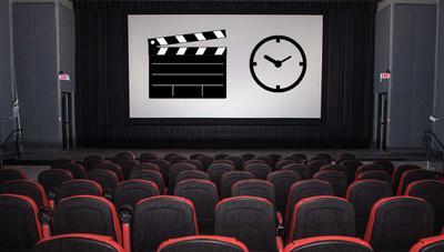 ¿Cuánto tiempo suele durar una película en cartelera en el cine?