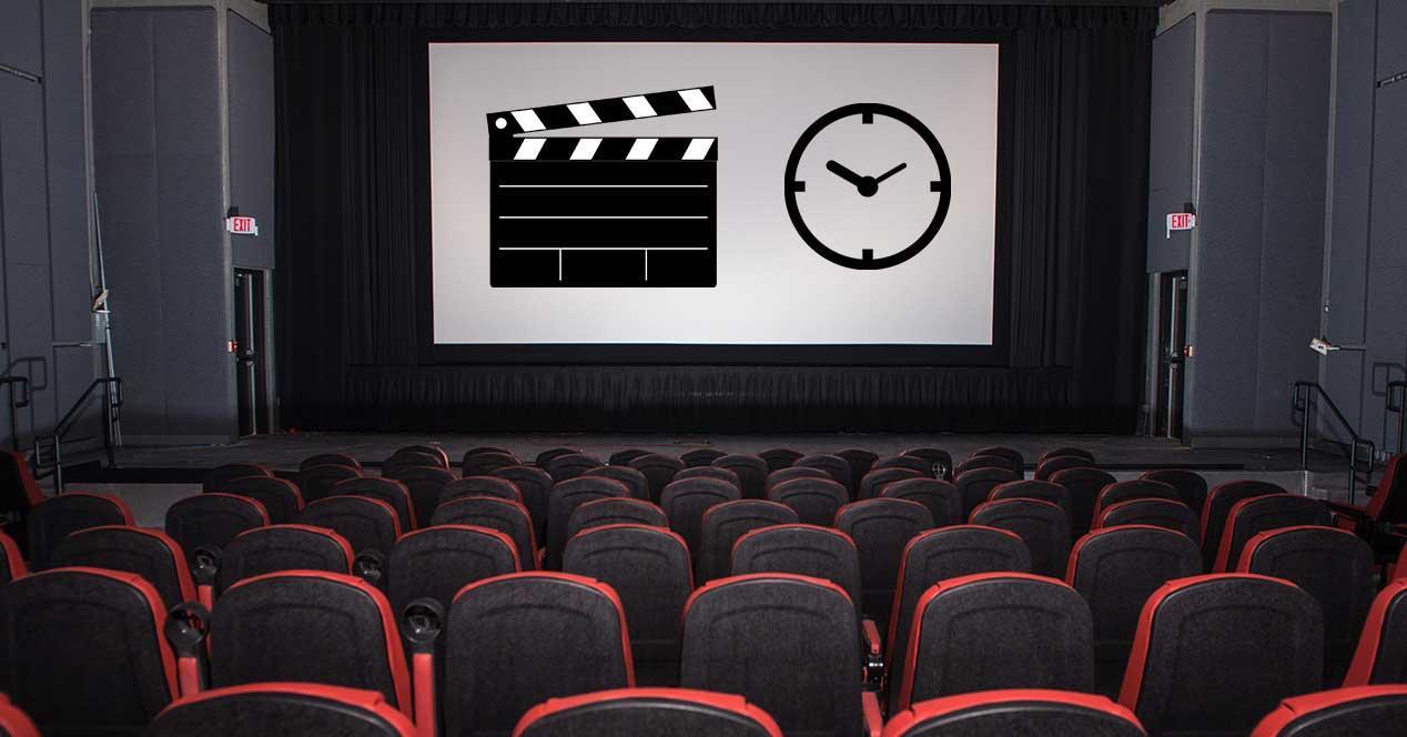 pelicula cine cartelera tiempo