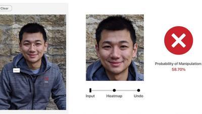 Esta tecnología nos dice si una foto ha sido modificada en Photoshop