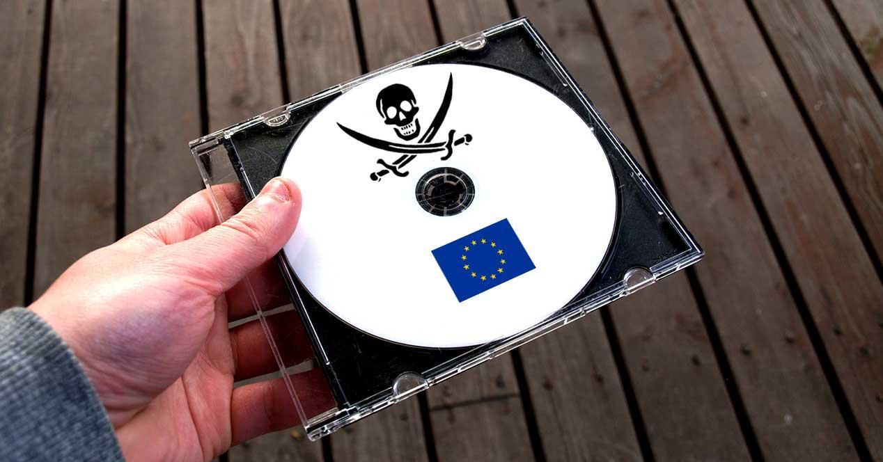 pirateria ue