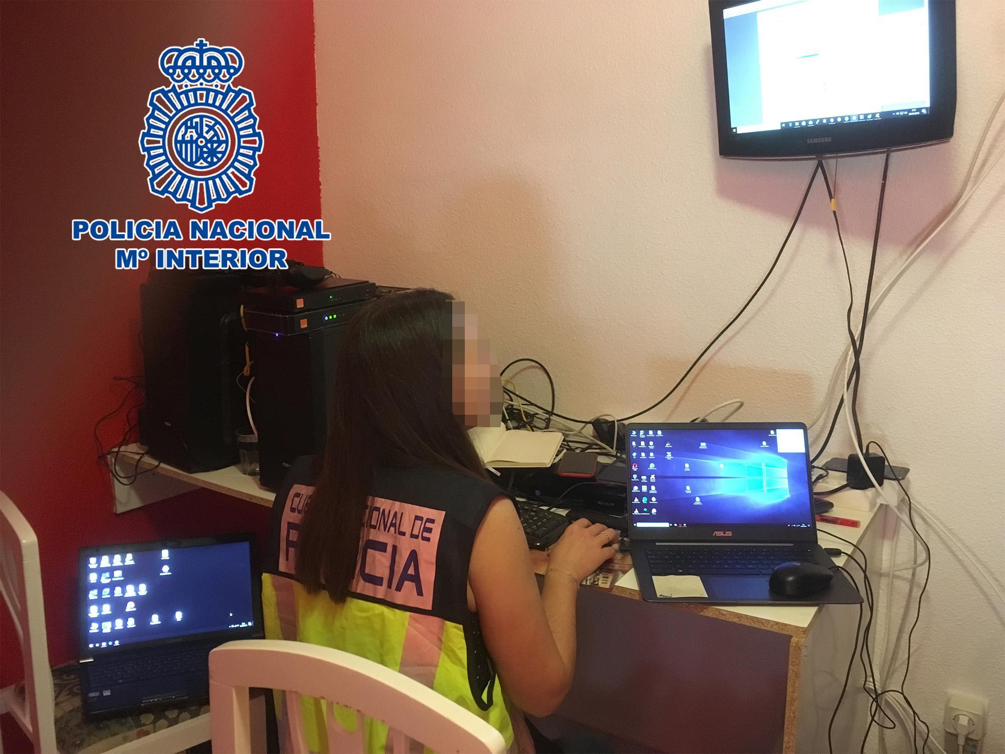 Policía IPTV