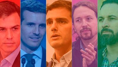 ¿Qué dicen los programas del PSOE, PP, Unidas Podemos, Ciudadanos y Vox sobre Internet?