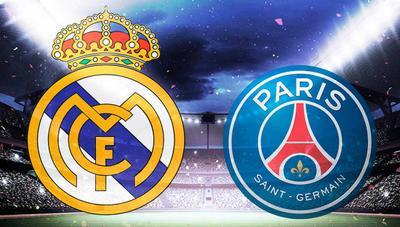 Real Madrid – PSG: dónde ver hoy en televisión el partido de Champions