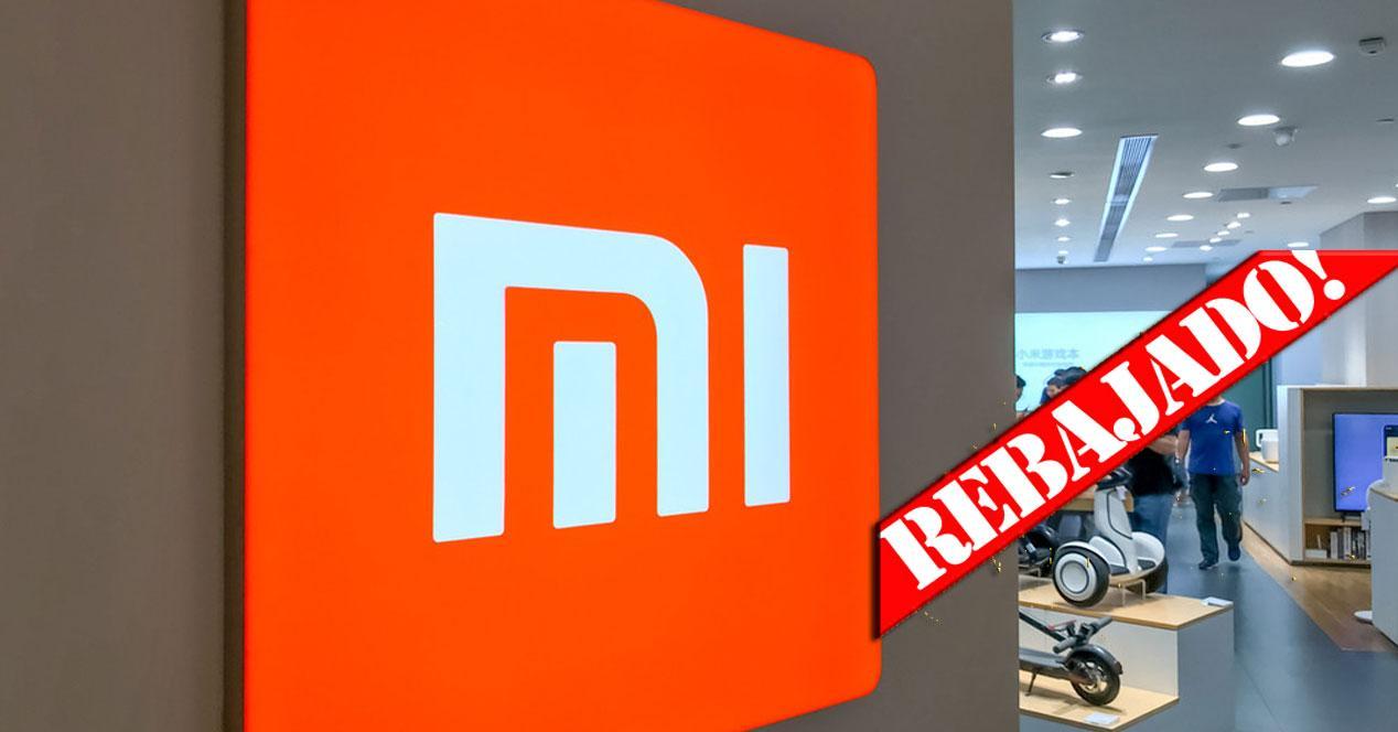 Xiaomi rebajado