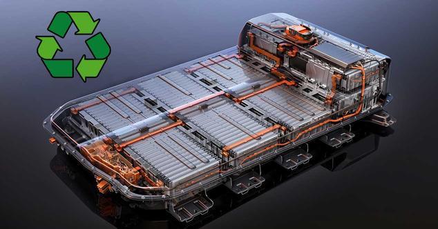 Ver noticia 'Por qué es tan difícil reciclar las baterías de los coches eléctricos'