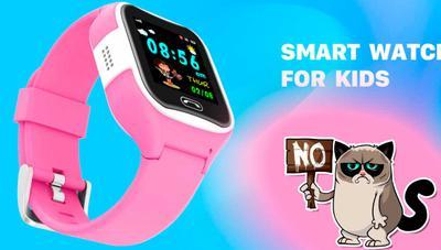 Hazle un favor: no regales a tu hijo un reloj chino con GPS esta navidad
